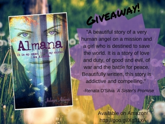%22A beautiful story of a very human angel on a mission and a girl who is destine